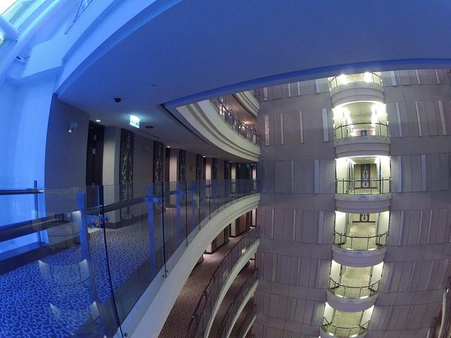 Executive club floor -  Hotel Grand Millennium Sukhumvit (Bangkok, Thailand)