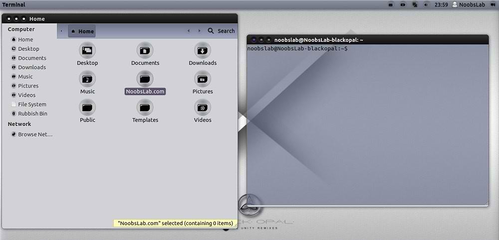 ubuntu themes