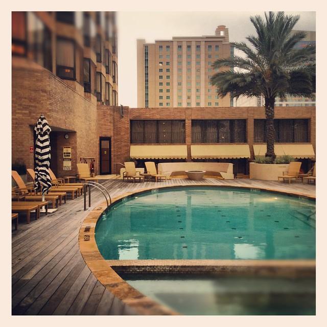Swimming Pool Four Seasons Hotel Houston Texas Img 9921 Flickr Photo Sharing