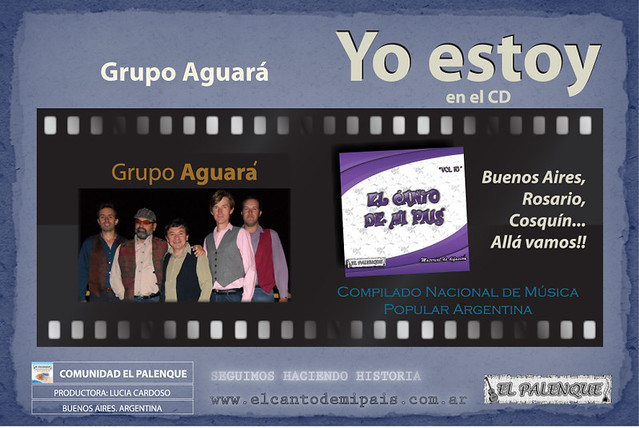 Más info: http://www.elcantodemipais.com.ar