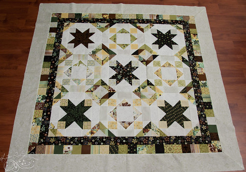 Unnamed Quilt - Border Added