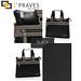 I´Praves Premium L black fashion handbag collection