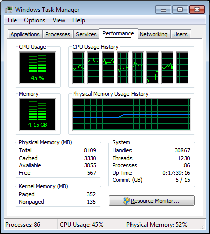 Xsplit cpu usage high