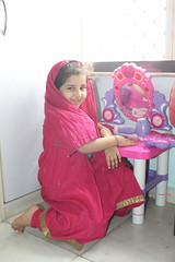 Marziya Gets a New Makeup Set From Her Mom by firoze shakir photographerno1