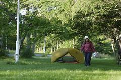 Fureai Campground (Odaito, Hokkaido, Japan)