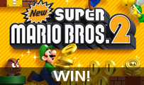 Win a Copy of New Super Mario Bros. 2 on Nintendo 3DS