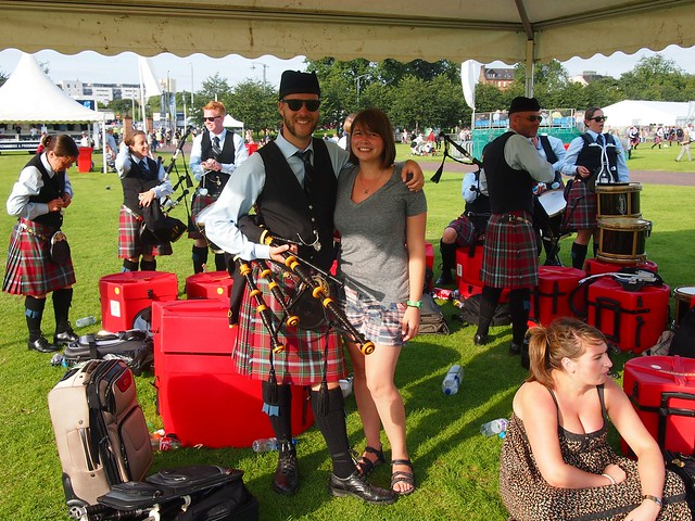 World Pipe Band Championships
