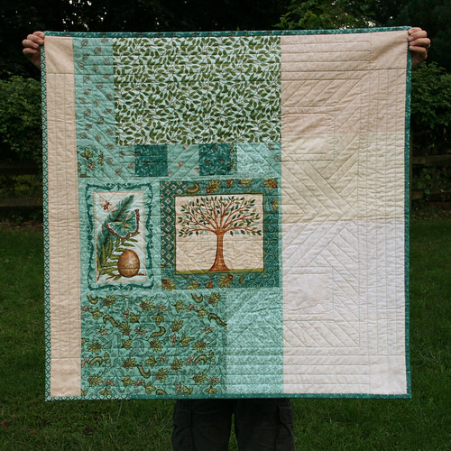 40th anniversary quilt 3