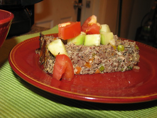 Garden Meatloaf