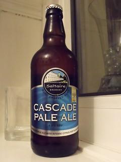 Saltaire, Cascade Pale Ale, England