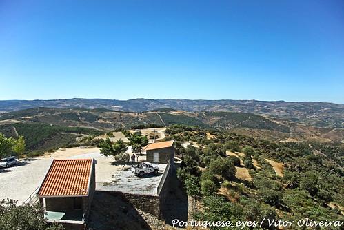 Miradouro da Senhora do Viso - Custóias - Portugal