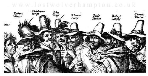 Gunpowder-plotters