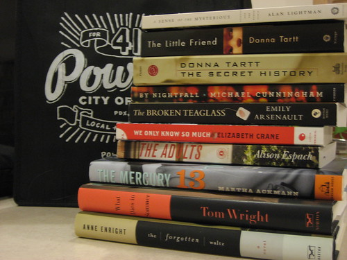 Powell's stack
