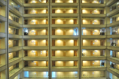 高雄金典酒店內部
