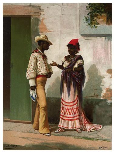 009-Los negros Curros-Tipos y costumbres de la isla de Cuba…1881-Victor P. Landaluze