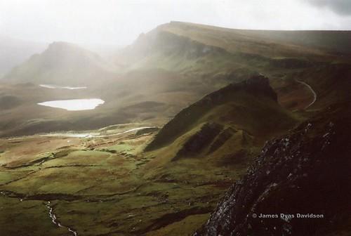 Trotternish Ridge, Skye by James_at_Slack