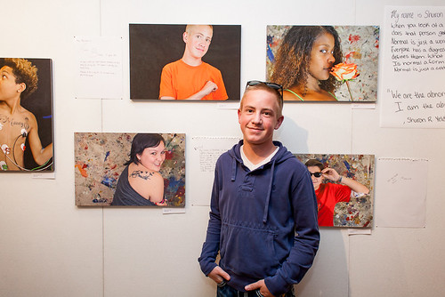 ACP Special Exhibition - Teens from Egleston and Scottish Rite at the High Museum of Art