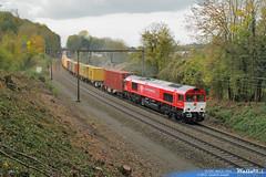 de 6302 crossrail ligne 24 glons 6 novembre 2012