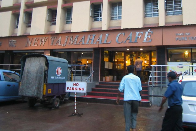New Taj Mahal Cafe,Mangalore