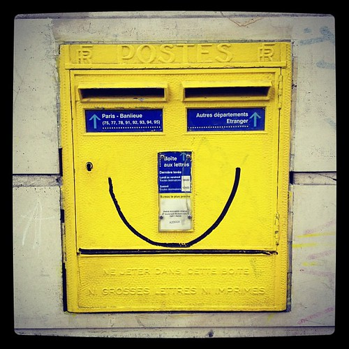 Mailbox #paris