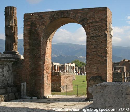 Blick Norden Richtung Forum
