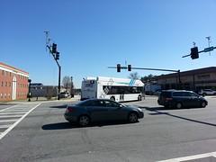 "2013 New Flyer XN40 ""Xcelsior"" MARTA Bus# 1420"