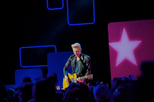 Cody Simpson at We Day Seattle