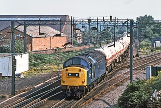40061, Bushbury Junction, May 1982
