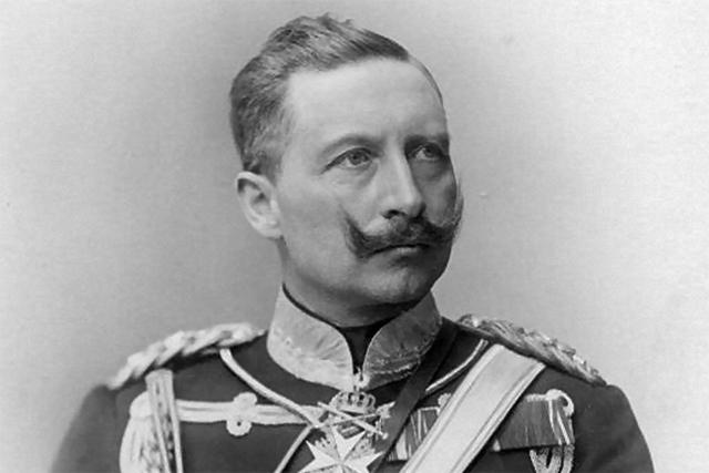 Kaiser Wilhelm II, 1905. By Eric Bieber