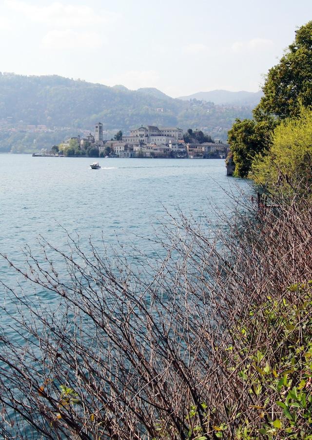 Lago Maggiore Isola San Giulio