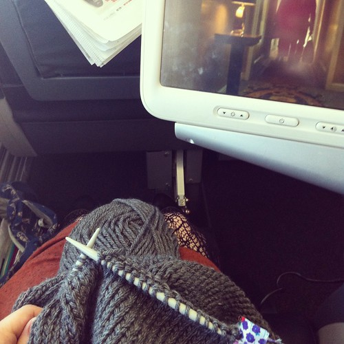 Knitting in the plane