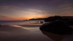 Sunset au Percho