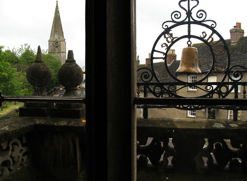 View from the Old Bell