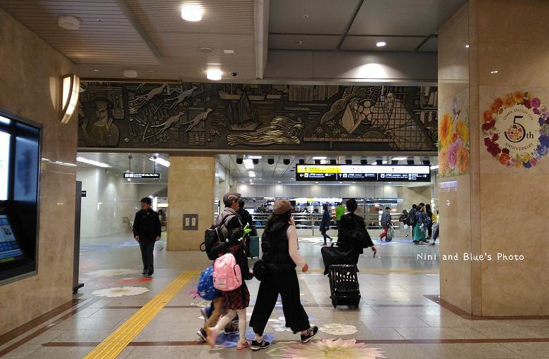 日本大阪住宿Hotel granvia osaka37