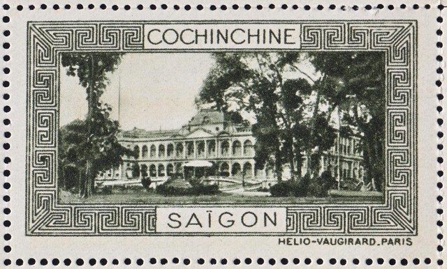 COCHINCHINE (1) - SAIGON