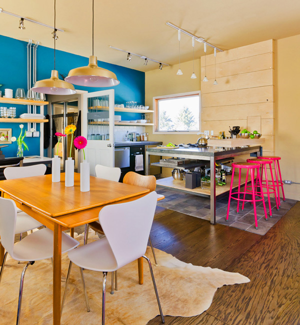 colorful kitchen design ideas home and garden cool ideas 4u - Colorful Kitchen Ideas
