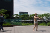 Tony Matelli's 'Sleepwalker' raises some looks on the High Line