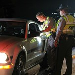 May 4, 2016 - 21:37 - Camden County Sheriff's Office, along with surrounding agencies night checkpoint.