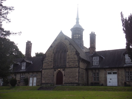 Woodland View Almshouses