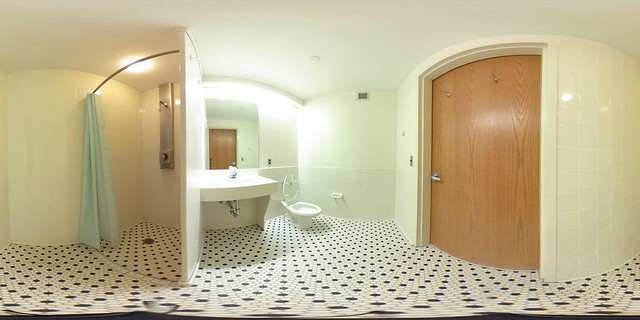 South Suite Bathroom
