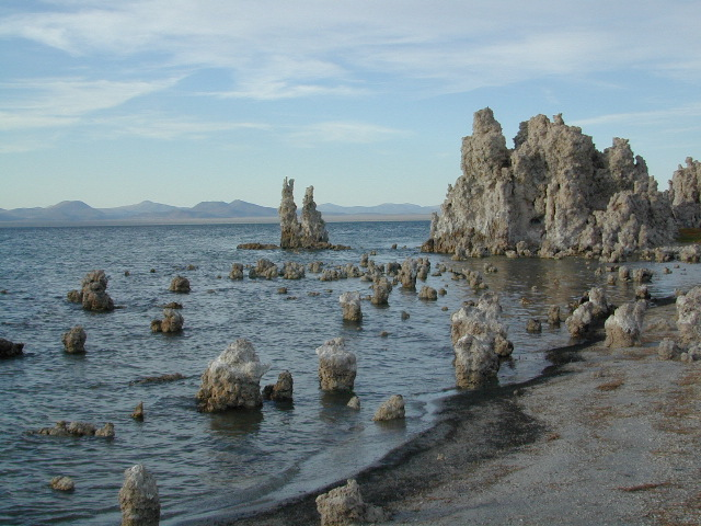 Navy Beach, Mono Lake
