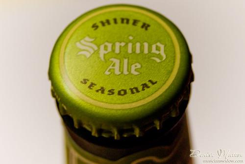 Shiner Spring Ale