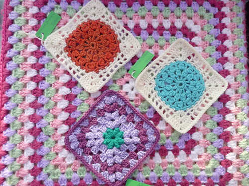 Stash Squares for 'SIBOL' So pretty.