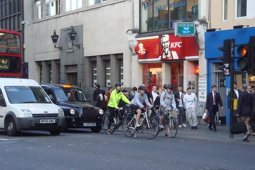 Bykes in London width=