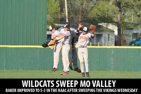 BU Sweeps Mo. Valley