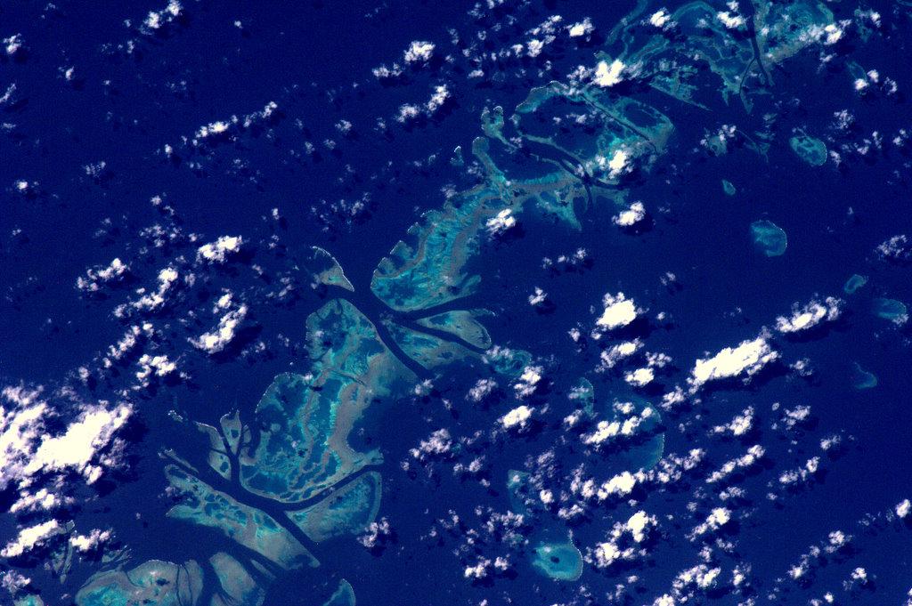 Great Barrier Reef, Australië, 29 maart 2012.