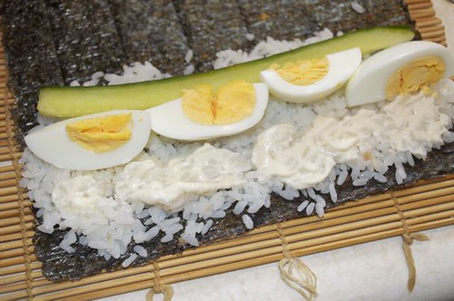 sushi roll 8