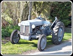Tractors & Steam