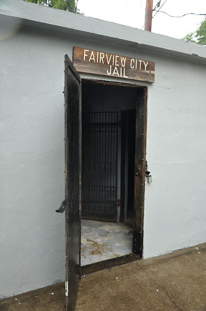 Fairview jail