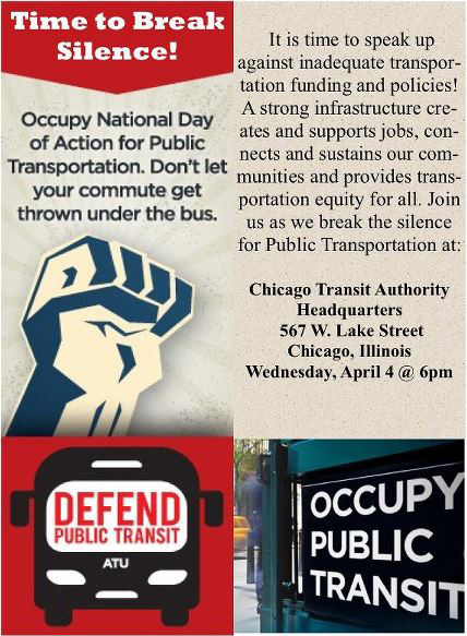OccupyTransit